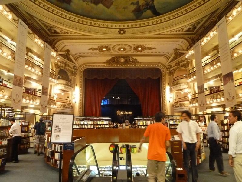 Librairie, Buenos Aires, Argentine