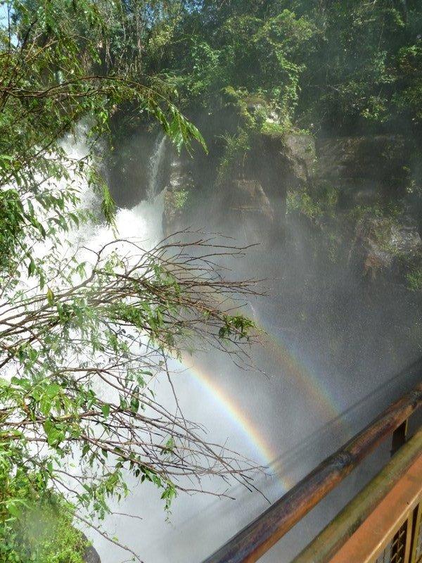 Double arc en ciel, Iguazu, Argentine