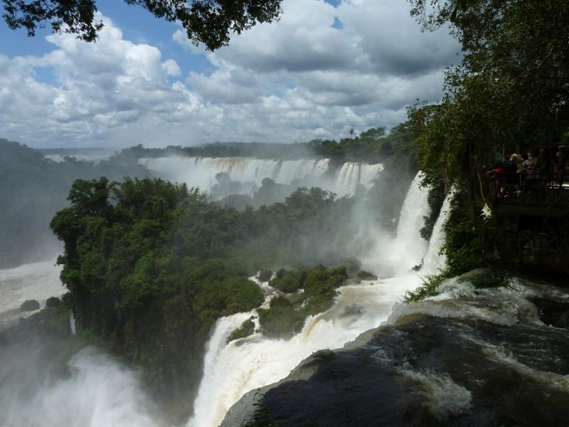 Chutes d'Iguazu, Argentine