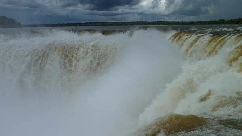 Garganta del Diablo, Iguazu, Argentine