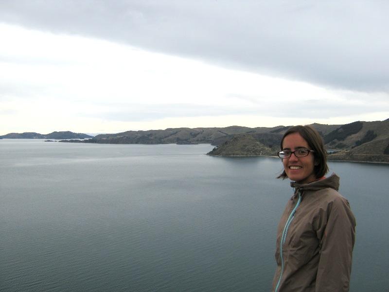 Sur le lac Titikaka