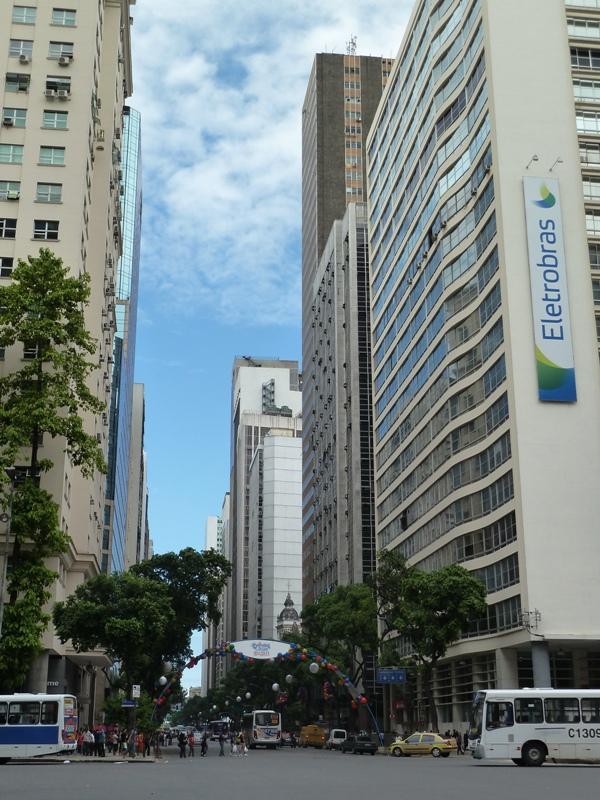 Av. Rio Branco, Rio