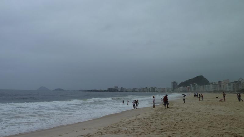 Plage de Copacabana, Rio