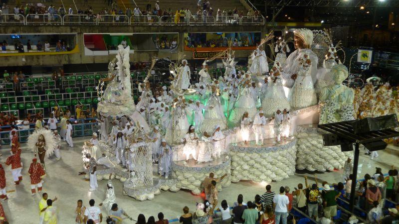 Carnaval de Rio 2011, sambodrome