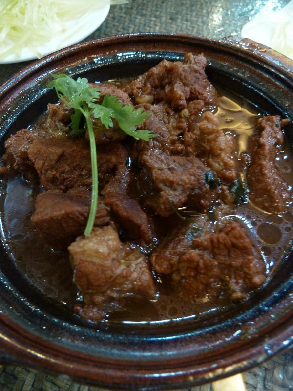 Beef with sauce, Beijing