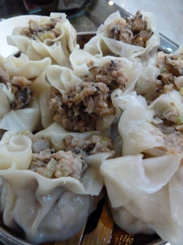 Beijing dumplings, Beijing, Chine