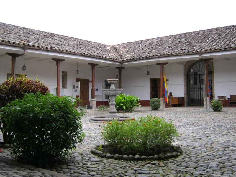 Casa Mosquera, Popayan