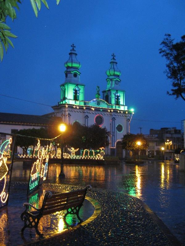 Cathedrale Ipiales