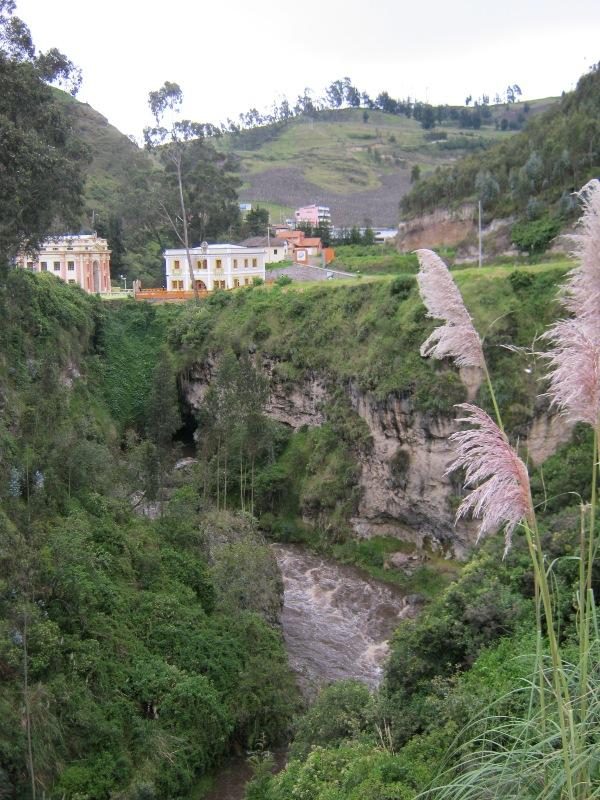 frontiere Colombie Equateur