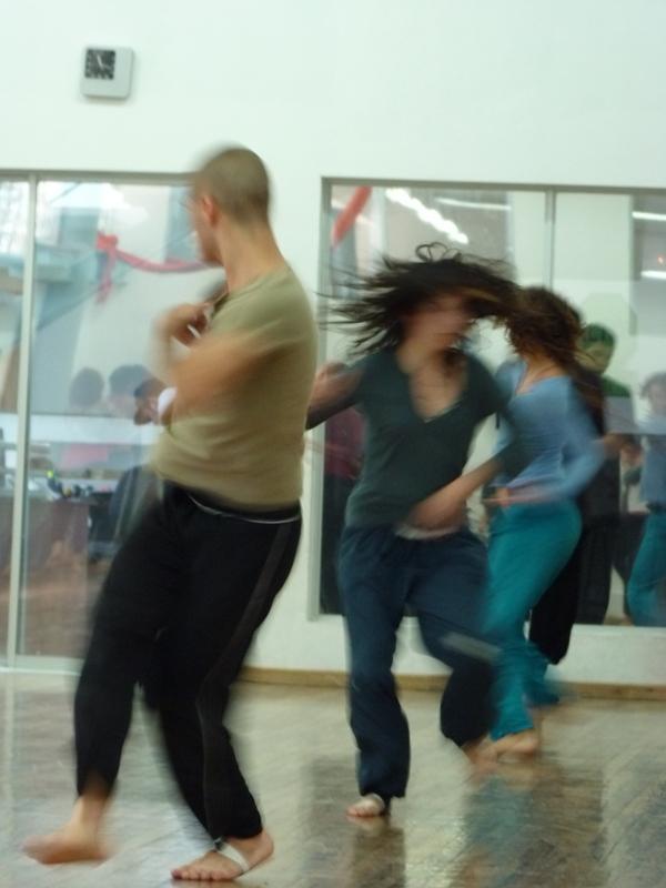 Danse contemporaine El Barco 4