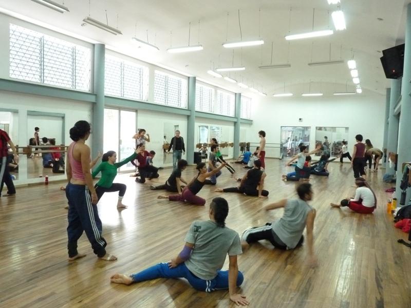 Danse contemporaine El Barco 3