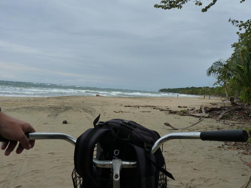 balade en vélo Puerto Viejo
