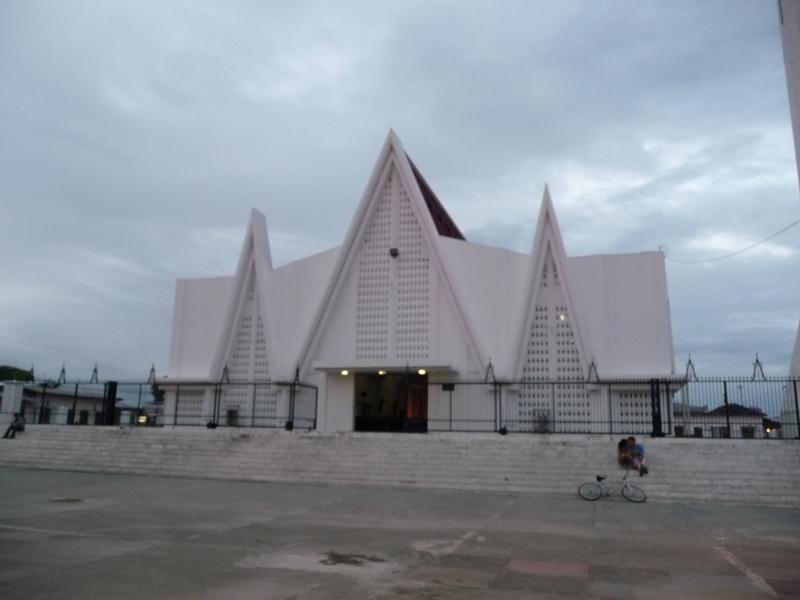 Cathedrale de Liberia
