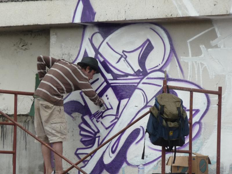 Graffer San Jose