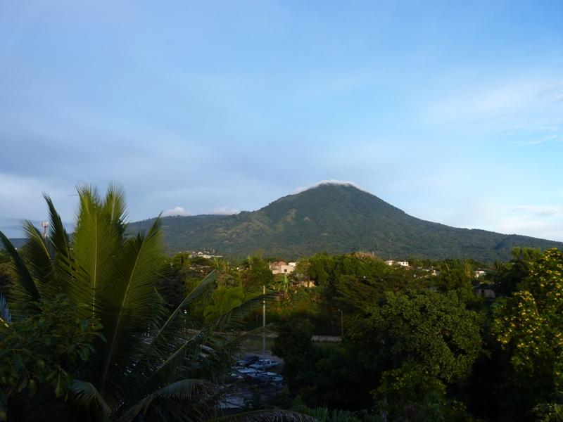 Vue de chez Raul a San Salvador