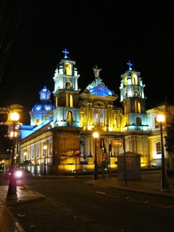 Eglise Otavalo