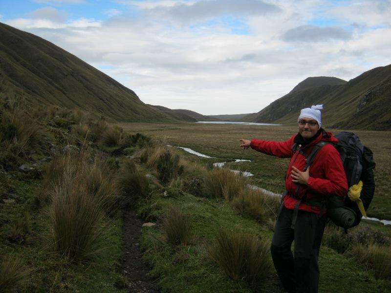 La route de l'Inca