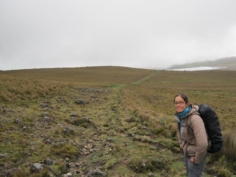 Romane sur la route de l'inca