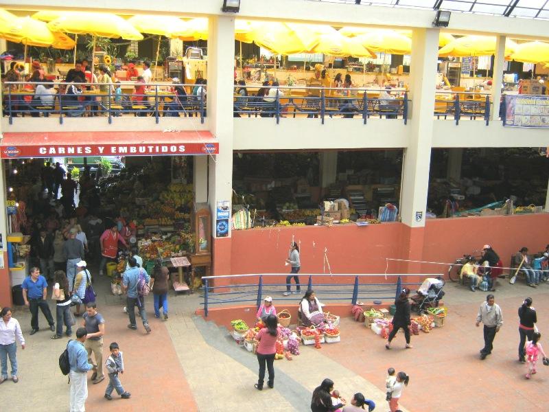 Marché de Cuenca