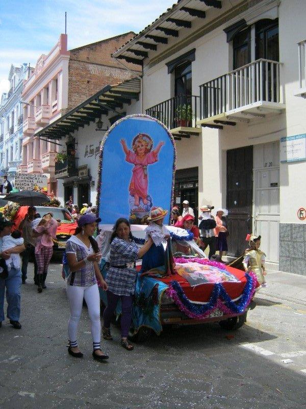 Défilé Cuenca