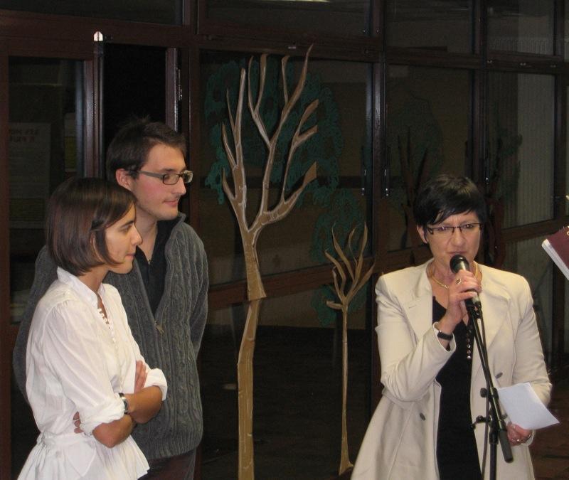 Discours de Patricia Tordjman, Exposition La Rue Vibre !
