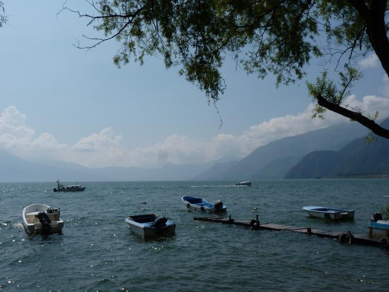 Lac Atitlan - 1