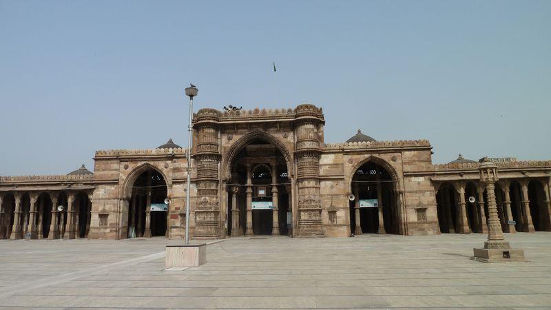 Jama Masjid, Ahmedabad, Inde