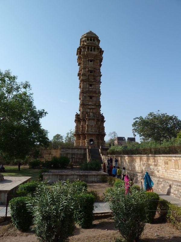 Tour de la Victoire, Chittorgarh, Inde