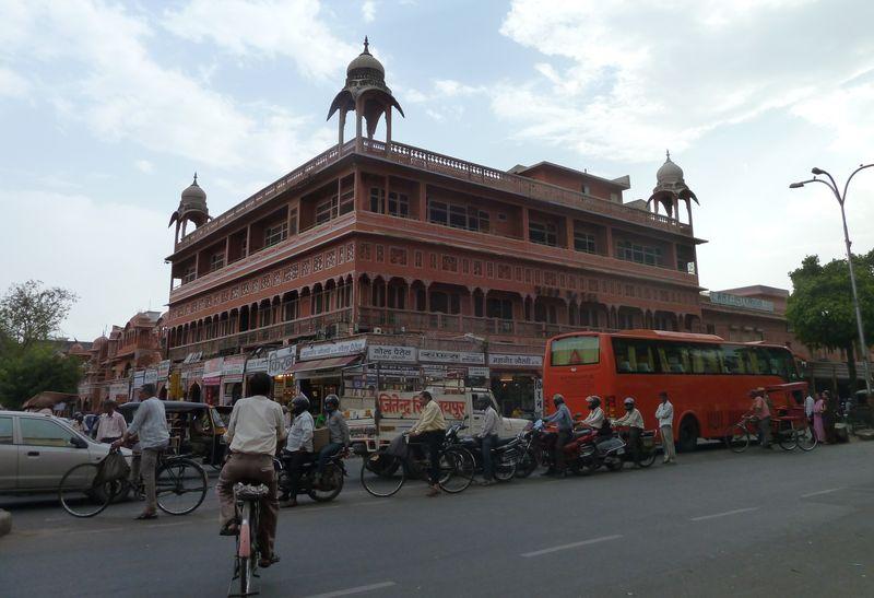 Vieille ville, Jaipur, Inde