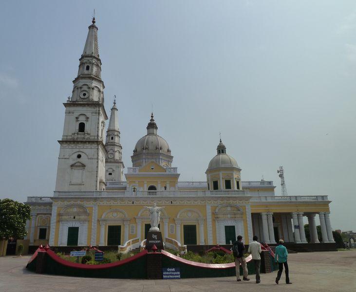 Basilique de Sardhana, Inde