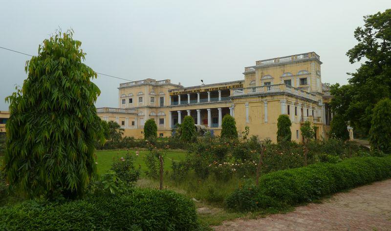 Ancien palais de la Begum, Sardhana, Inde