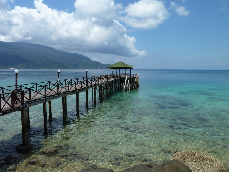 Pulau Tioman, Malaisie