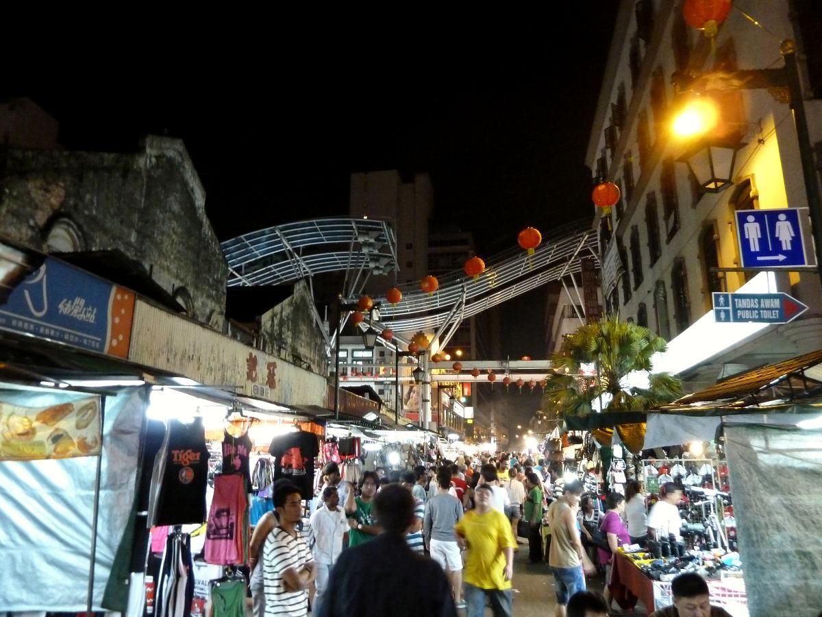 Chinatown, Kuala Lumpur, Malaisie