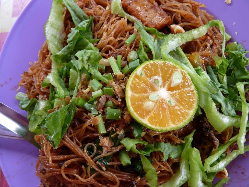 Malay Noodles, Cameron Highlands, Malaysia