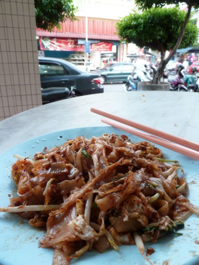 Char Kway Teow, Malaisie