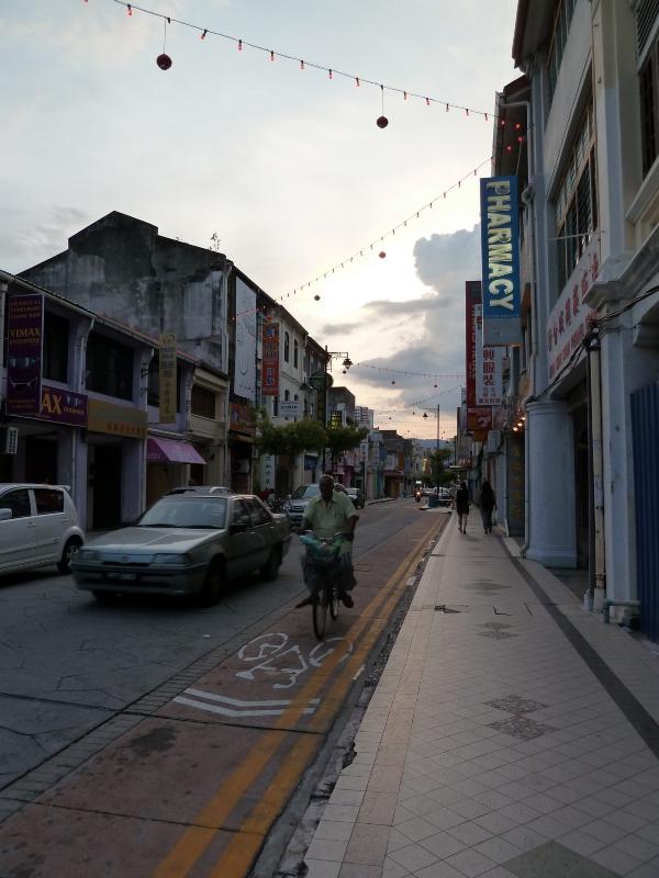 Georgetown, Malaisie