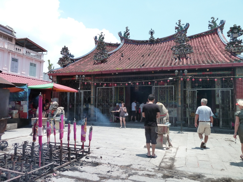 Temple chinois, Georgetown, Malaisie