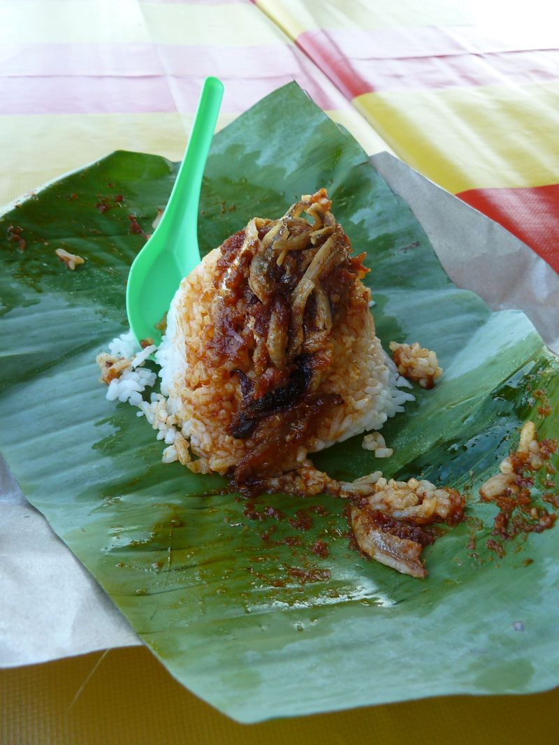 Nasi Lemak, Malaisie