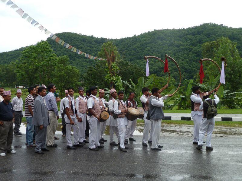 Nepali Parade, Pokhara, Nepal
