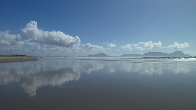 Waipu, plage, Nouvelle-Zelande