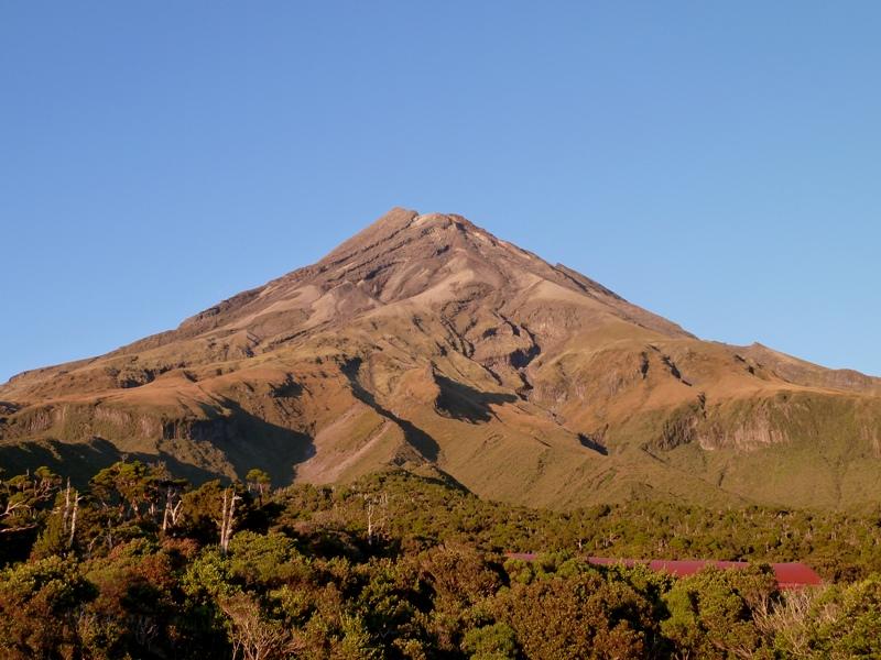 Mount Taranaki, New-Zealand