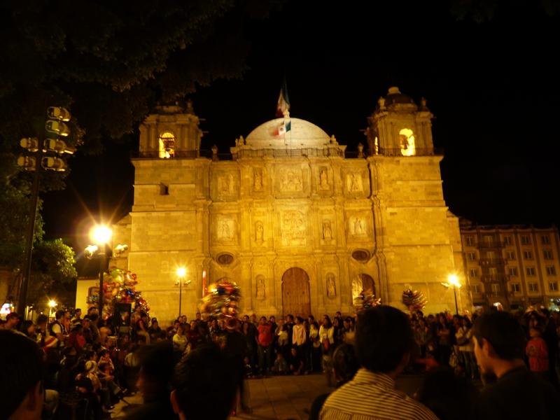 Cathédrale de Oaxaca