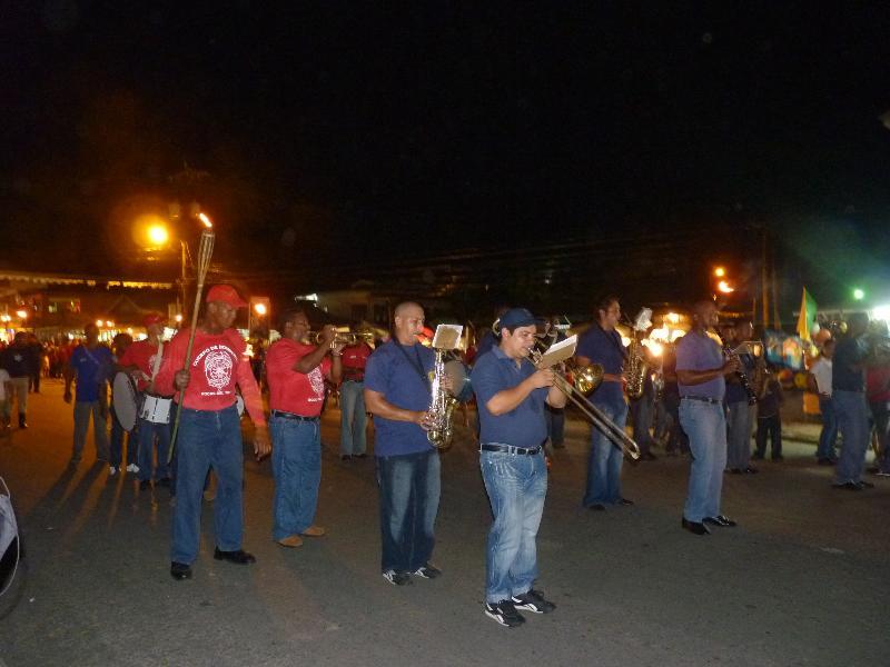 Fanfare, Bocas