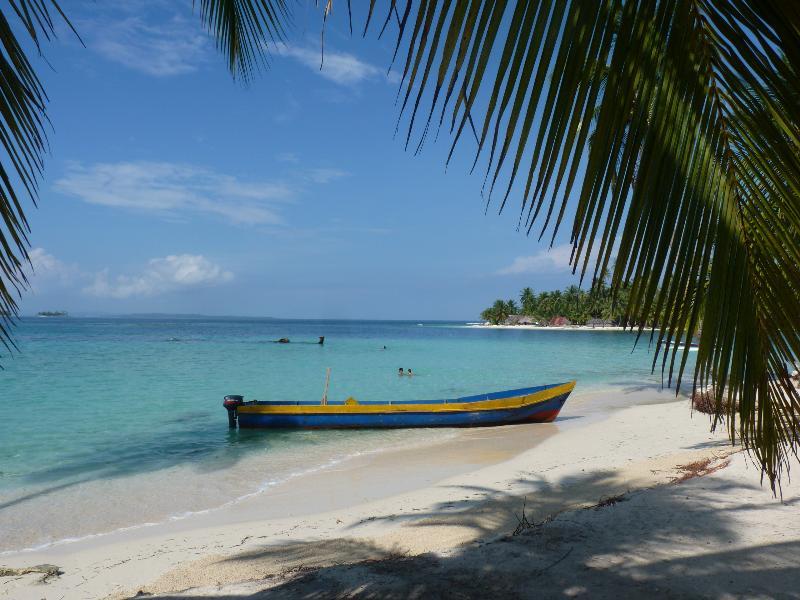 Ile paradisiaque des San Blas