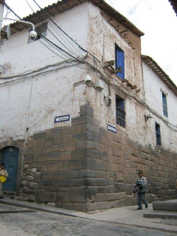 Rues de Cuzco