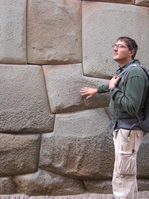 Cuzco, mur inca