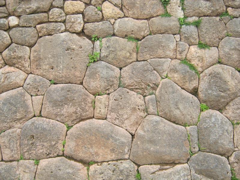 Mur sur le site de Tambomachay