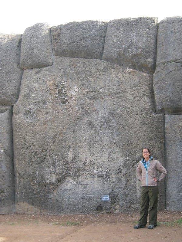 Mur du site Sacsayhuamán