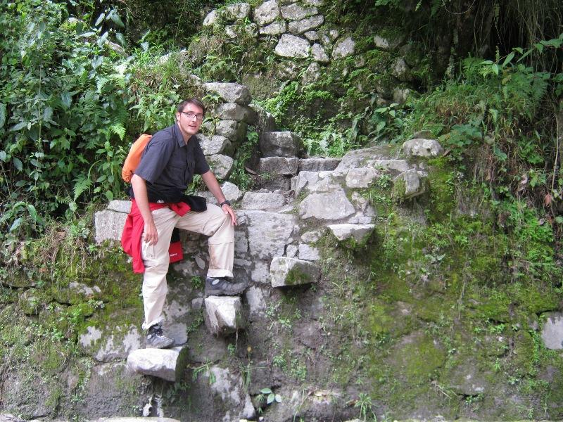 Montée au Machu Pichu