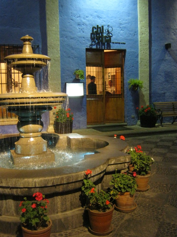Restaurant Chicha, Arequipa, Perou
